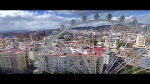 Malaga Drone Video Tour | Expedia