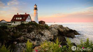 Portland, Maine Vacation Travel Guide | Expedia (4K)